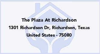 The Plaza At Richardson