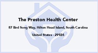 The Preston Health Center