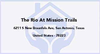 The Rio At Mission Trails