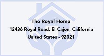 The Royal Home
