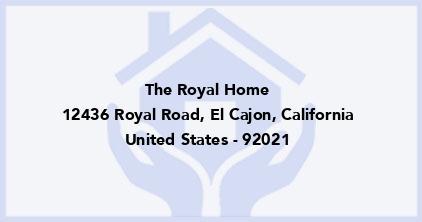 The Royal Home