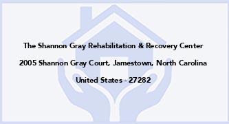 The Shannon Gray Rehabilitation & Recovery Center