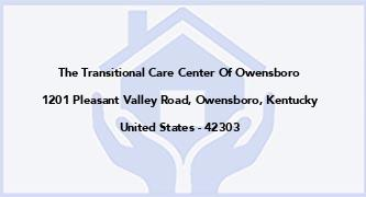 The Transitional Care Center Of Owensboro