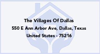 The Villages Of Dallas