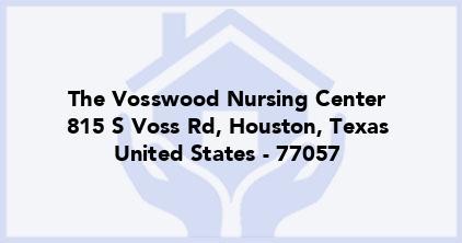 The Vosswood Nursing Center