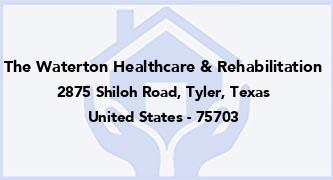 The Waterton Healthcare & Rehabilitation