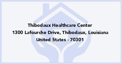 Thibodaux Healthcare Center