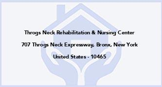 Throgs Neck Rehabilitation & Nursing Center