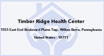 Timber Ridge Health Center