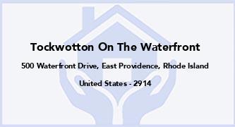 Tockwotton On The Waterfront