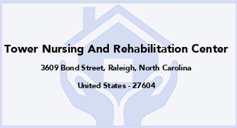 Tower Nursing And Rehabilitation Center