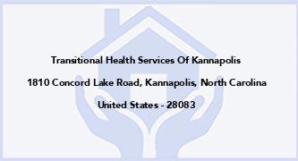 Transitional Health Services Of Kannapolis