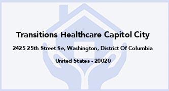Transitions Healthcare Capitol City
