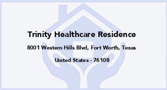 Trinity Healthcare Residence