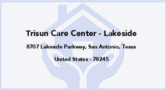 Trisun Care Center - Lakeside