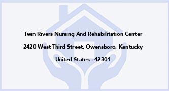 Twin Rivers Nursing And Rehabilitation Center