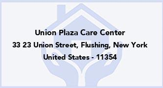 Union Plaza Care Center