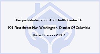 Unique Rehabilitation And Health Center Llc