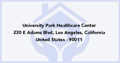 University Park Healthcare Center