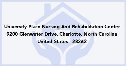 University Place Nursing And Rehabilitation Center