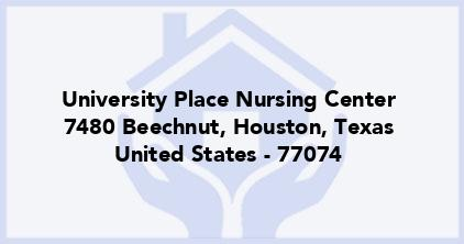 University Place Nursing Center