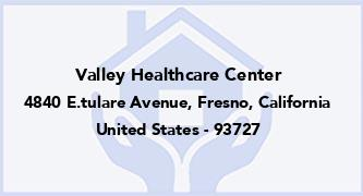 Valley Healthcare Center