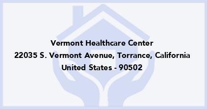 Vermont Healthcare Center