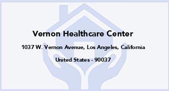 Vernon Healthcare Center