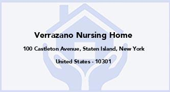 Verrazano Nursing Home