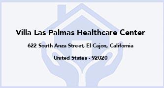 Villa Las Palmas Healthcare Center