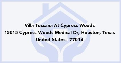 Villa Toscana At Cypress Woods