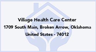 Village Health Care Center