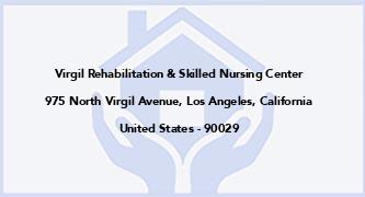Virgil Rehabilitation & Skilled Nursing Center