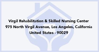 Virgil Rehabilitation & Skilled Nursing Center
