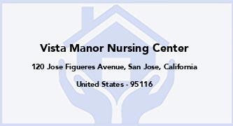 Vista Manor Nursing Center