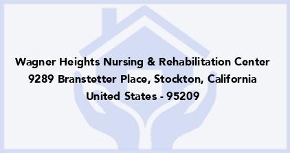 Wagner Heights Nursing & Rehabilitation Center