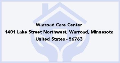 Warroad Care Center