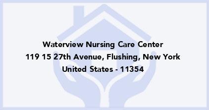 Waterview Nursing Care Center