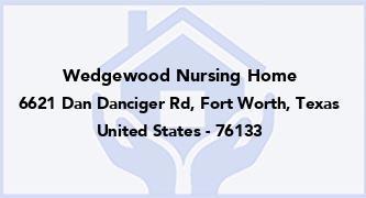 Wedgewood Nursing Home