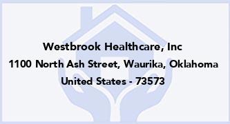 Westbrook Healthcare, Inc