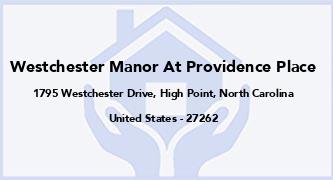Westchester Manor At Providence Place