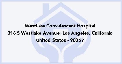Westlake Convalescent Hospital