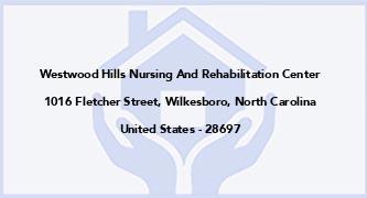 Westwood Hills Nursing And Rehabilitation Center