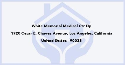 White Memorial Medical Ctr Dp