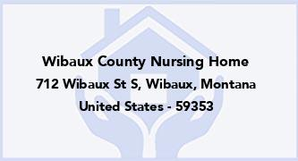 Wibaux County Nursing Home