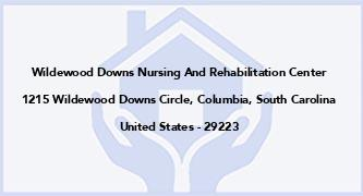 Wildewood Downs Nursing And Rehabilitation Center