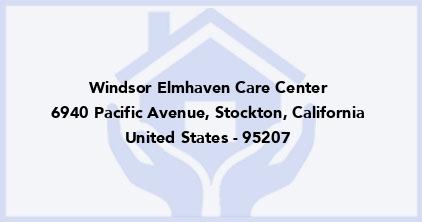 Windsor Elmhaven Care Center