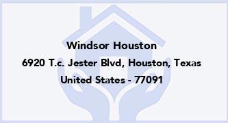 Windsor Houston