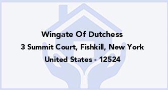 Wingate Of Dutchess