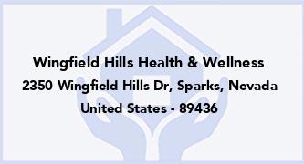Wingfield Hills Health & Wellness